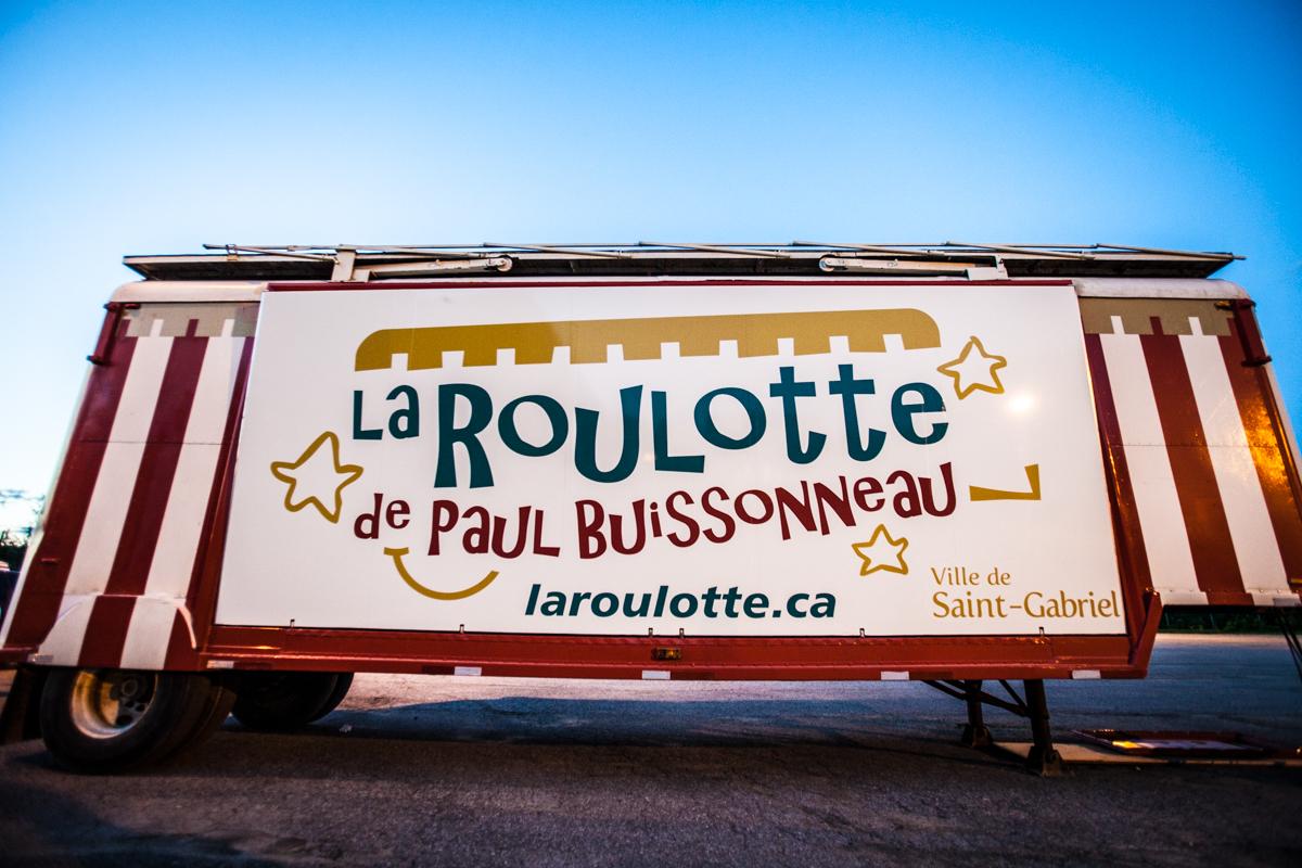 Roulotte de Paul Buissonneau