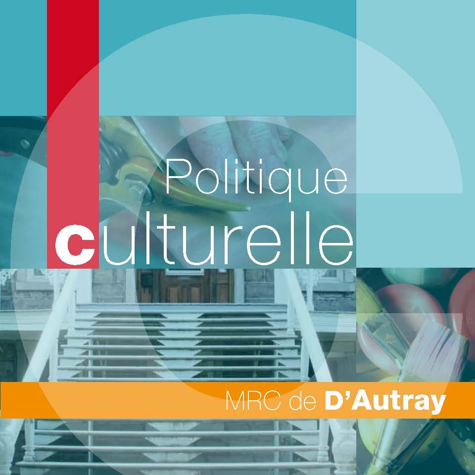 Politique culturelle MRC